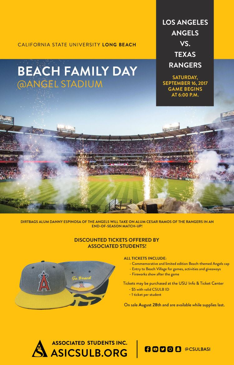 Beach Family Day poster