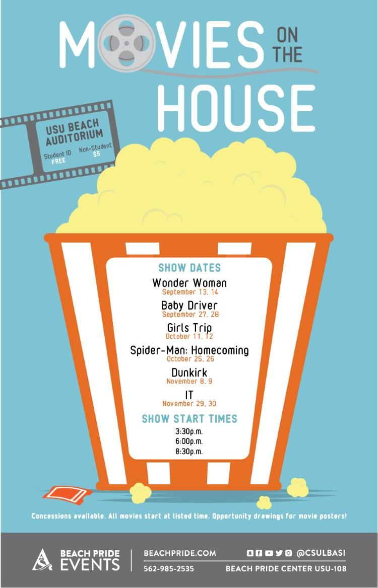 Movies on the House poster