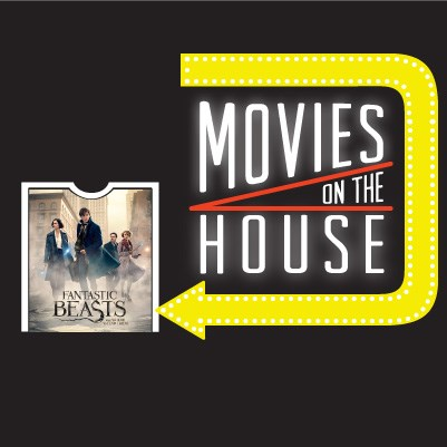 Movies on the House