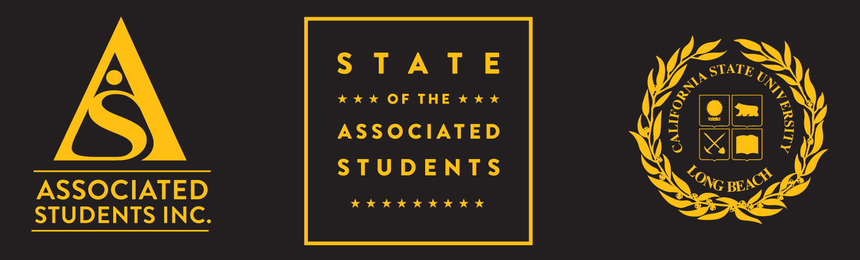 President Salazar's State of the A.S. Banner