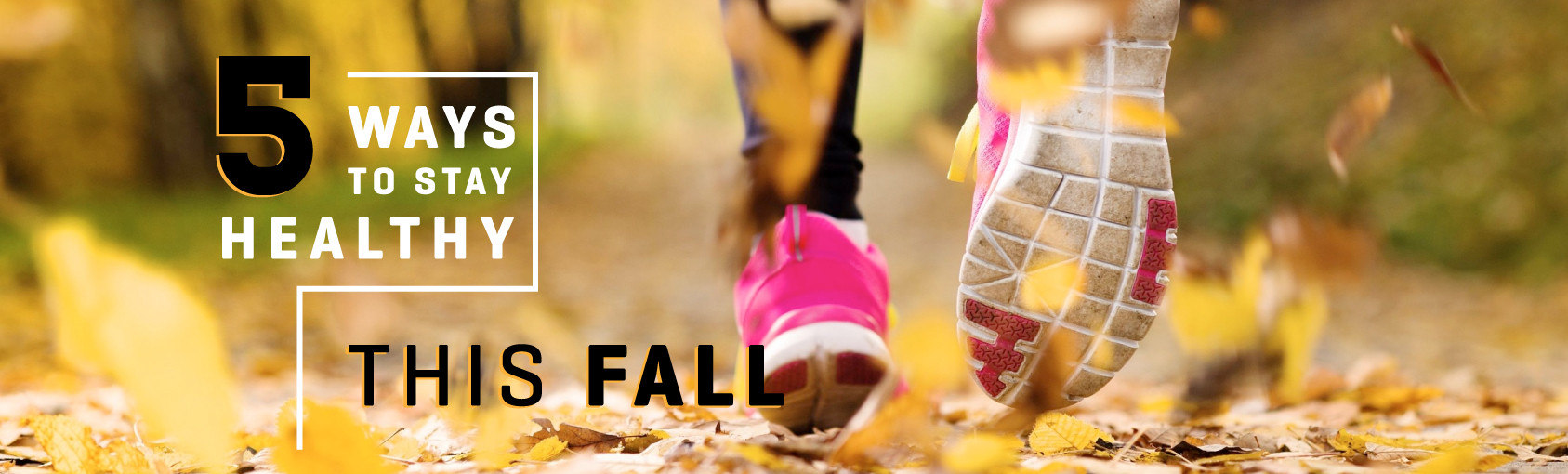 5 Ways to Stay Healthy This Fall banner