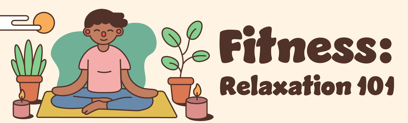 Fitness: Relaxation 101 banner