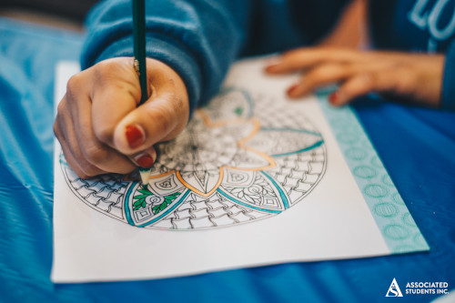 Mindfulness: Art Coloring