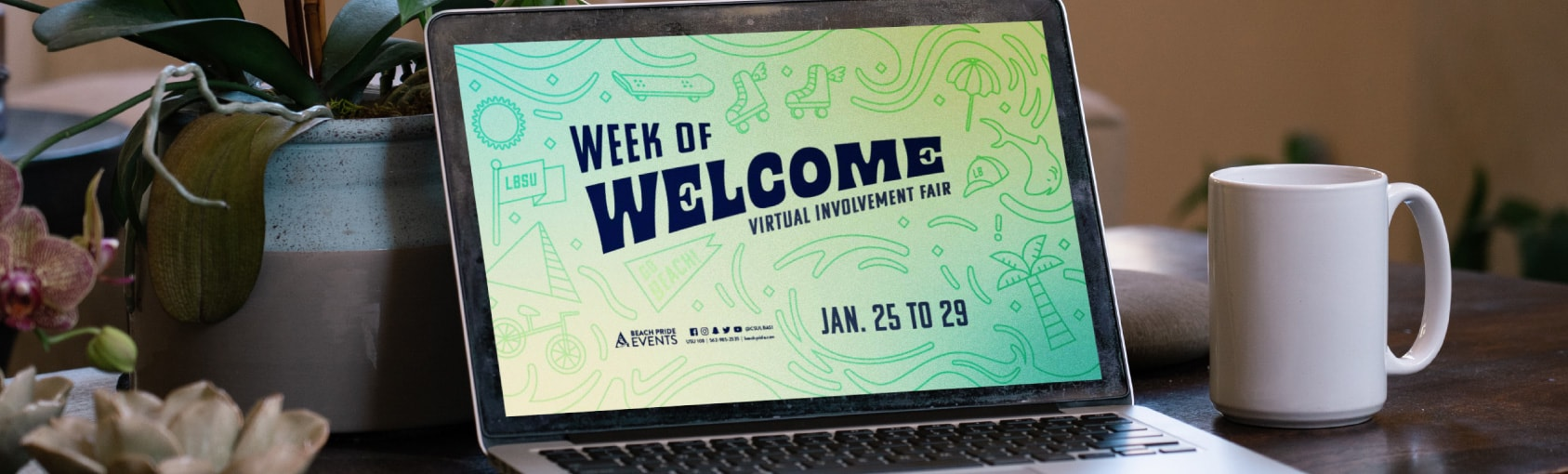 Spring Week of Welcome banner