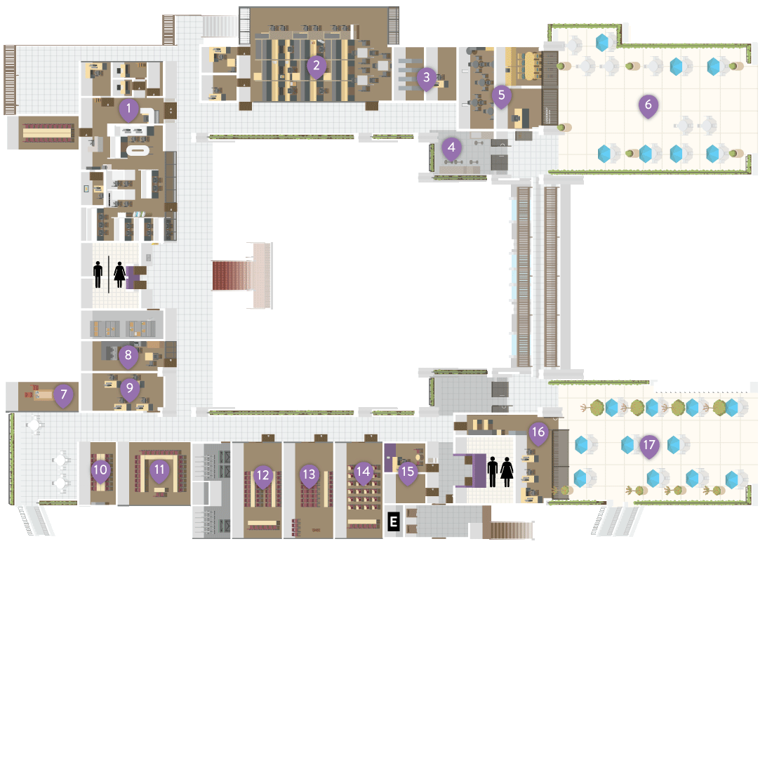 Bank Of America Floor Plan Choice Image Home Fixtures