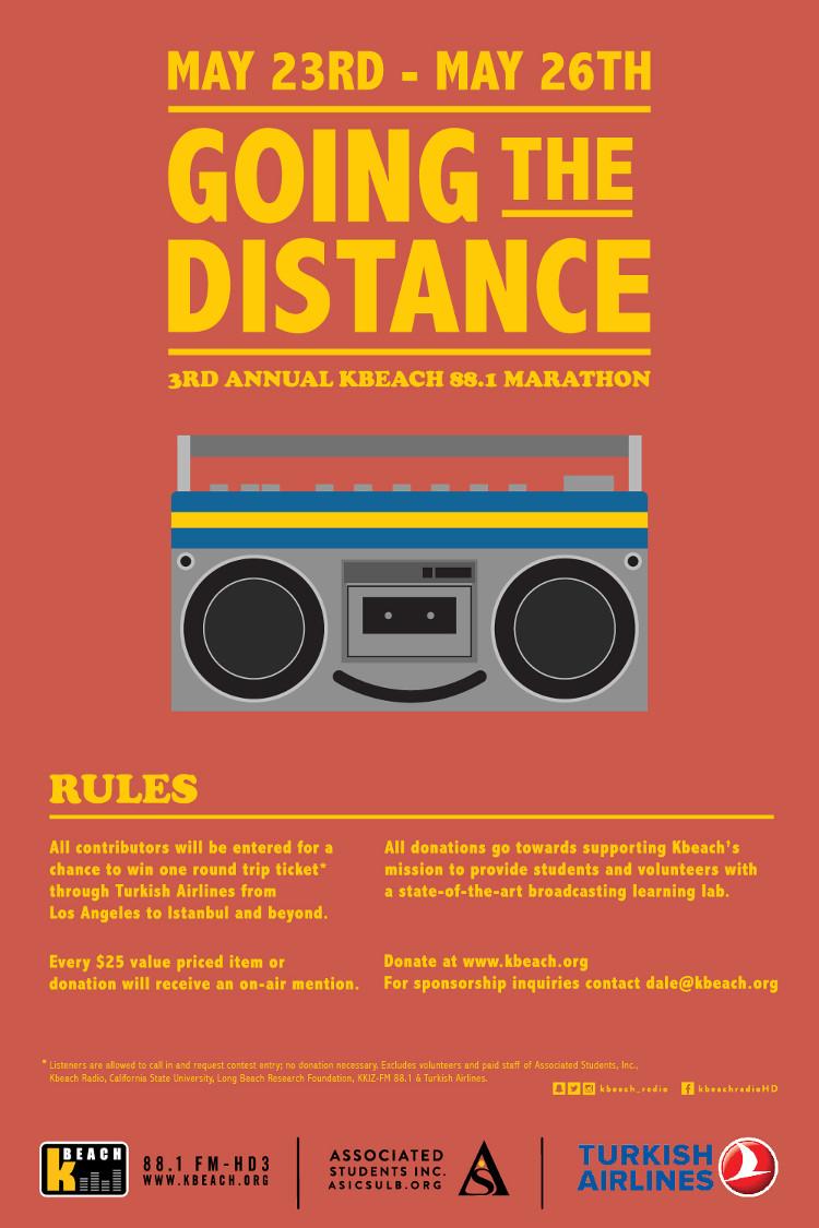 3rd Annual Kbeach 88 1 Marathon