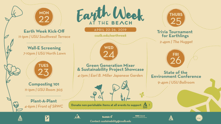 Earth Week at the Beach