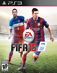 FIFA 2015 GAME IMAGE