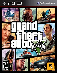 GRAND THEFT AUTO 5 GAME IMAGE