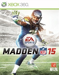 MADDEN 15 GAME IMAGE