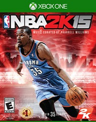NBA 2K15 GAME IMAGE