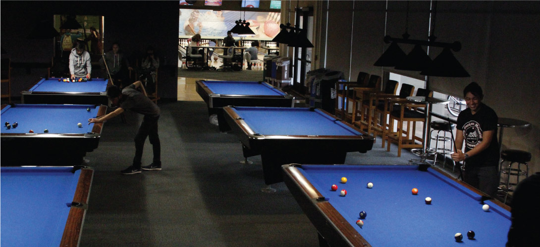 Billiards Room Image