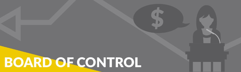 Generic Board of Control Banner