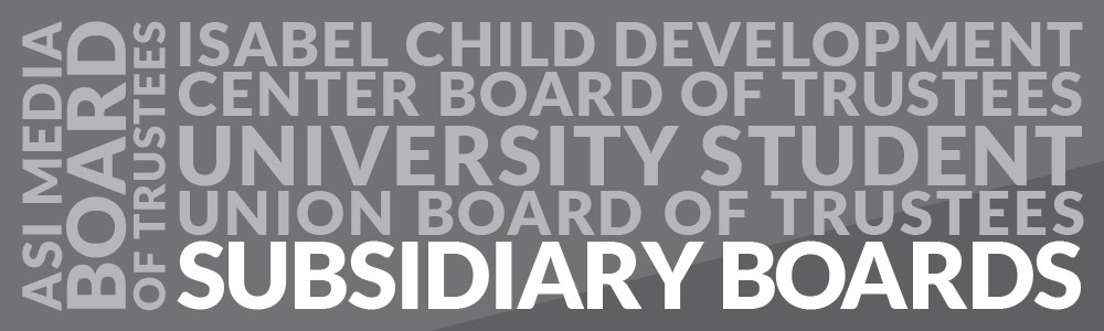 Subsidiary Boards banner